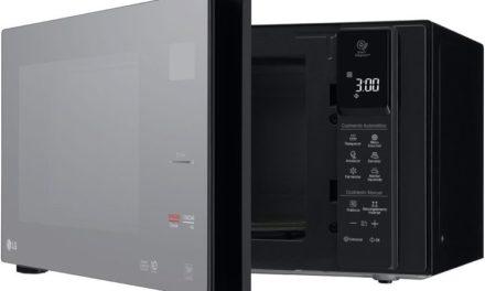 Como ajustar a potência do microondas LG Eletrodomésticos