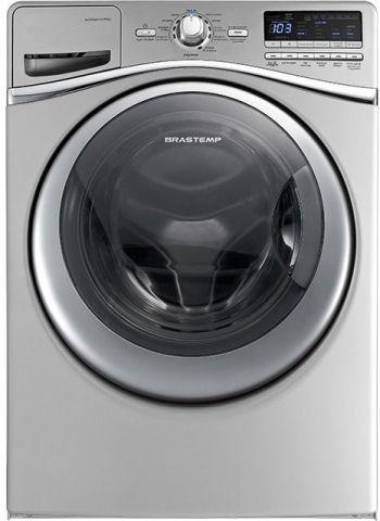 Lavadora de roupas abertura frontal - Brastemp 14 Kg - BNQ14