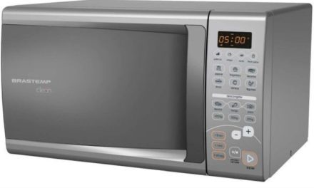 Manual de Instruções do Microondas Brastemp 20L – BMC20