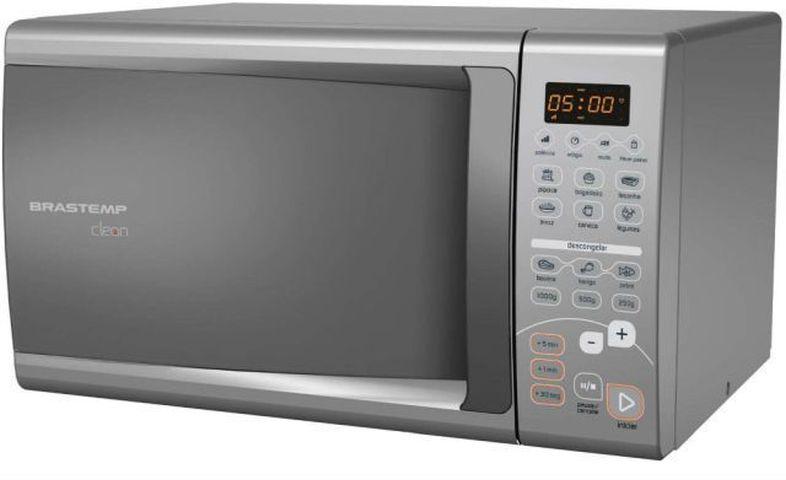 Micro-ondas Brastemp 20 litros com Forma de Cupcake - BMC20