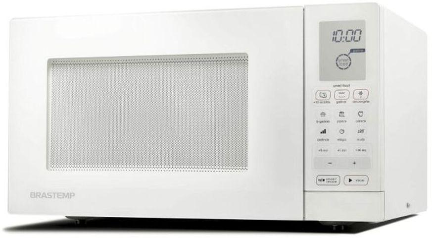 Como ajustar o relógio do micro-ondas Brastemp - BMH45 - 30 litros