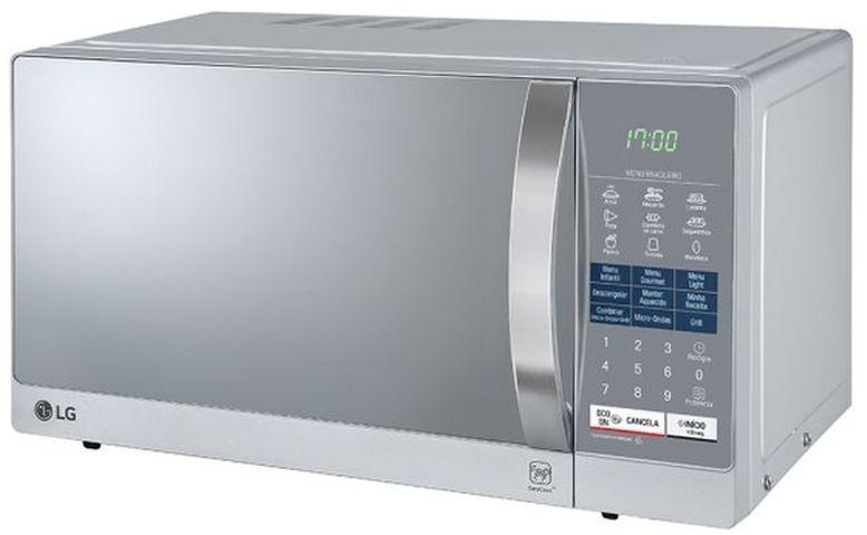 Usando o microondas LG - MH7057 - como usar micro-ondas