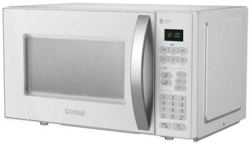 Medidas do Microondas Consul 20 litros Branco - CMA20