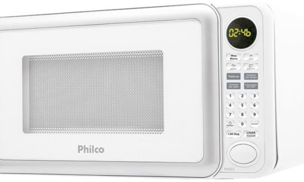 Medidas do Microondas Philco 19 litros Colors – PMS22