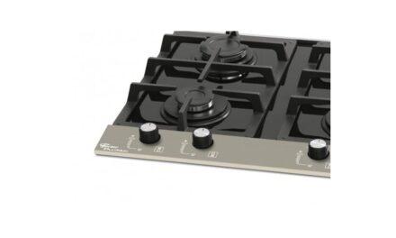 Como usar cooktop Fischer a gás Platinium – id1