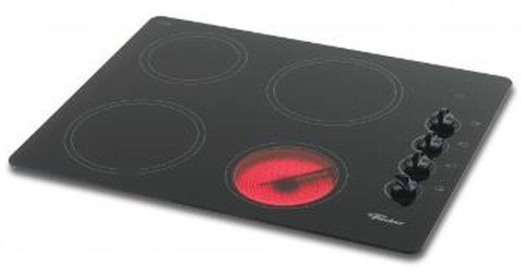 Instalação do cooktop elétrico Fischer 2703