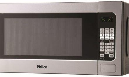Medidas do Microondas Philco 62 litros Prata – PMS62