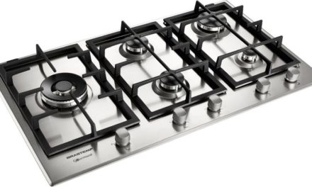 Medidas do Cooktop Brastemp 5 bocas Gourmand Inox – BDK90