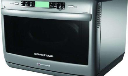 Medidas do Forno com Micro-ondas Brastemp Gourmand – BMD35