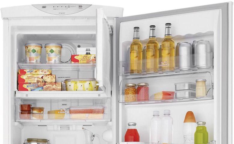 Manual de Operações da geladeira Brastemp BRB39