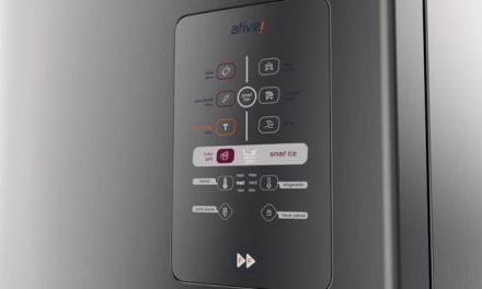 Como ajustar a temperatura da Geladeira Brastemp Frost Free Inverse 422 litros – BRE50