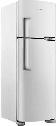 Medidas da Geladeira Brastemp 352 litros Frost Free Duplex - BRM39