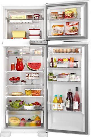 Manual de Operações da geladeira Brastemp BRM39