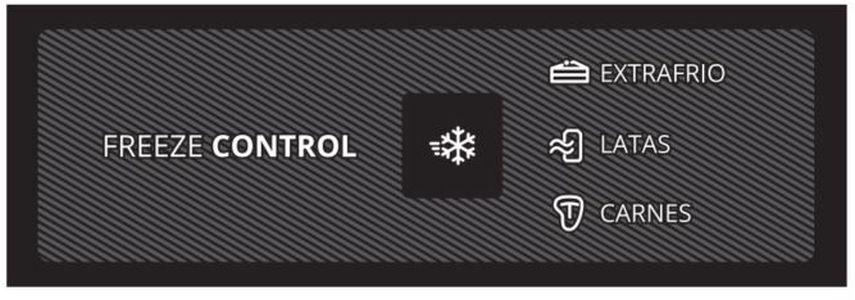 Geladeira Brastemp BRM54 - Freeze Control