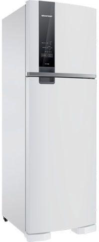 Medidas da Geladeira Brastemp 400 litros Frost Free Duplex - BRM54