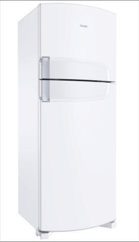 Medidas da Geladeira Consul 450 lts Duplex Cycle Defrost Branco - CRD49
