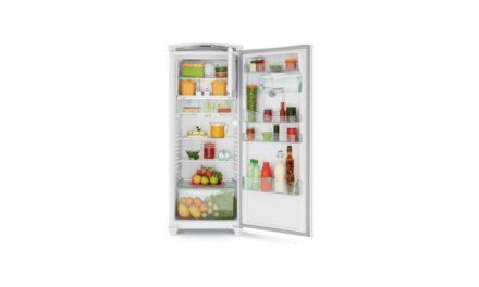 Medidas da Geladeira Consul 300 lts Frost Free Uma Porta Branco – CRG36