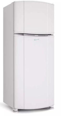 Medidas da Geladeira Consul 407 lts Duplex Frost Free Branco - CRM45