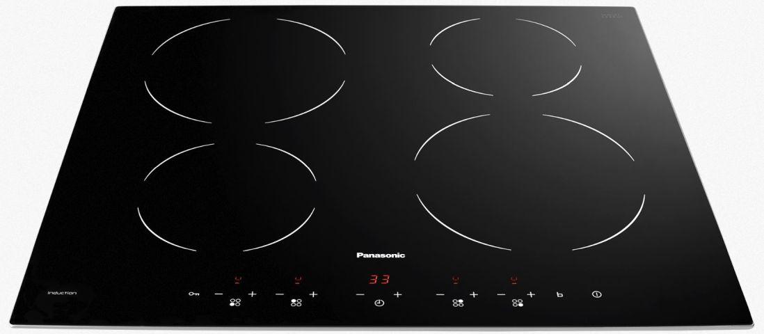 Medidas do Cooktop de Indução Panasonic 4 Bocas - KY-R646