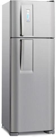 Medidas da Geladeira Electrolux 310 litros Frost Free Inox - DF36X