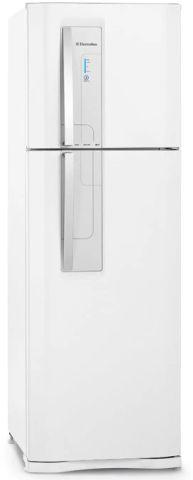 Manual de instruções da geladeira Electrolux 382 litros - DF42