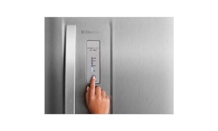 Medidas da Geladeira Electrolux 370 litros Turbo Congelamento Inox – DFX42