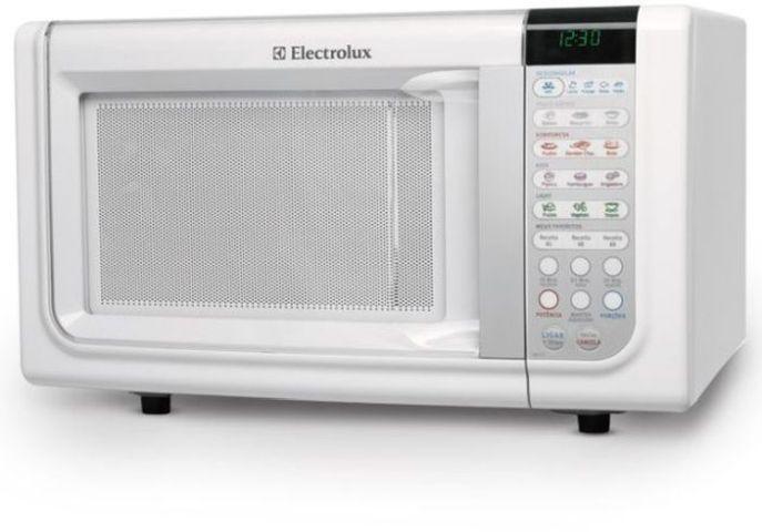 Como descongelar alimentos com microondas Electrolux