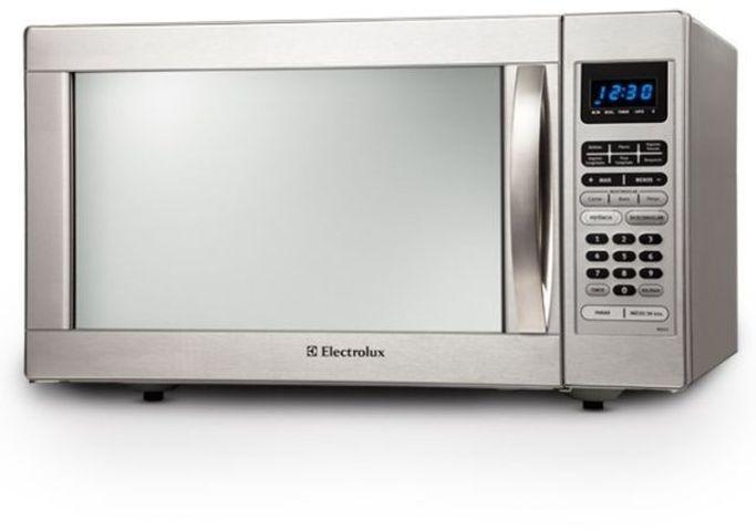 Medidas do Microondas Electrolux 45 litros Espelhada - MEX55