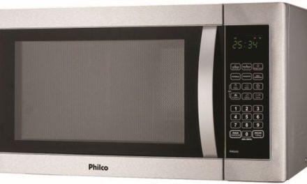 Medidas do Microondas Philco 39 litros Prata – PMS42