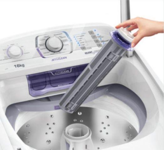 Como limpa a Máquina de lavar roupas Electrolux Sistema Impeler 17 Kg - LAI17