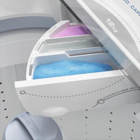 Como Limpar a Lavadora de roupas Electrolux 12 Kg Turbo capacidade - LT12B