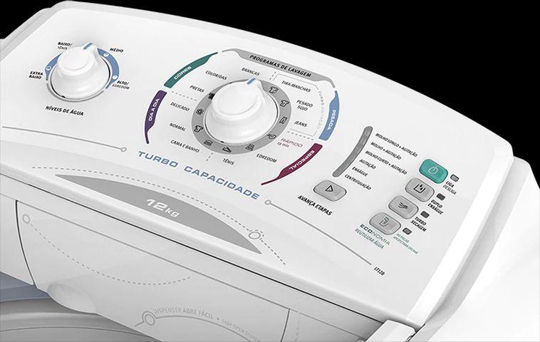 Lavadora de roupas Electrolux LT12B - resolução de problemas