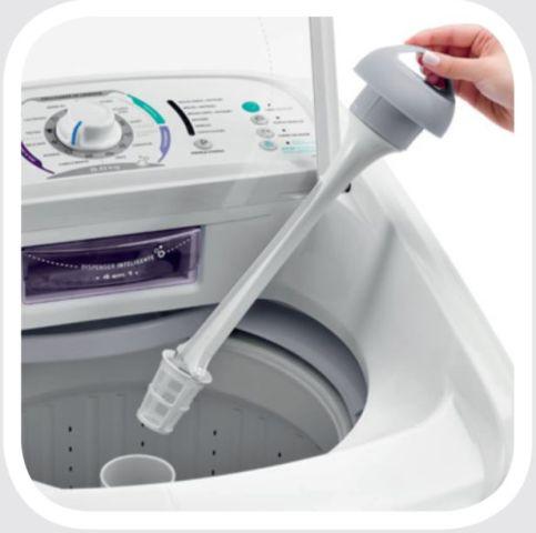 Como Limpar a Lavadora de roupas Electrolux 8 Kg Turbo Economia - LTD09