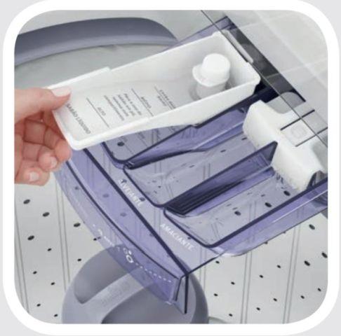 Como limpar a Lavadora de roupas Electrolux 13 Kg Turbo Capacidade - LTD13