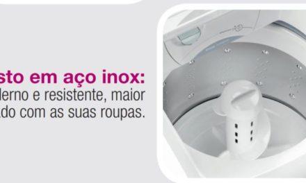 Como limpar a Lavadora de roupas Electrolux 15 Kg – LTM15