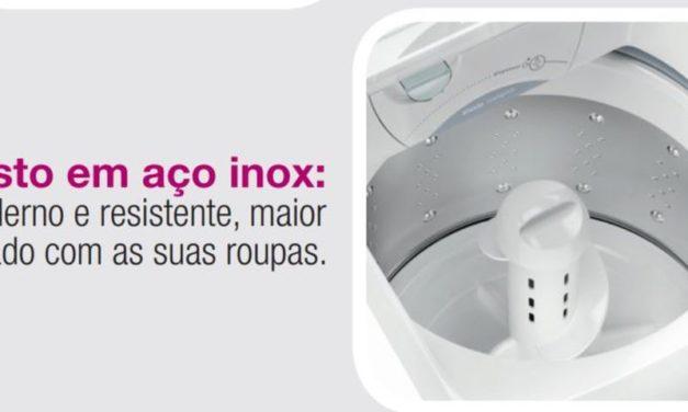Como limpar a Lavadora de roupas Electrolux 15 Kg Turbo Capacidade – LTM15