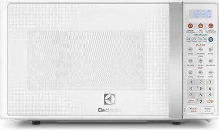 Medidas do Microondas Electrolux com Função Tira Odor 20 litros – MTO30