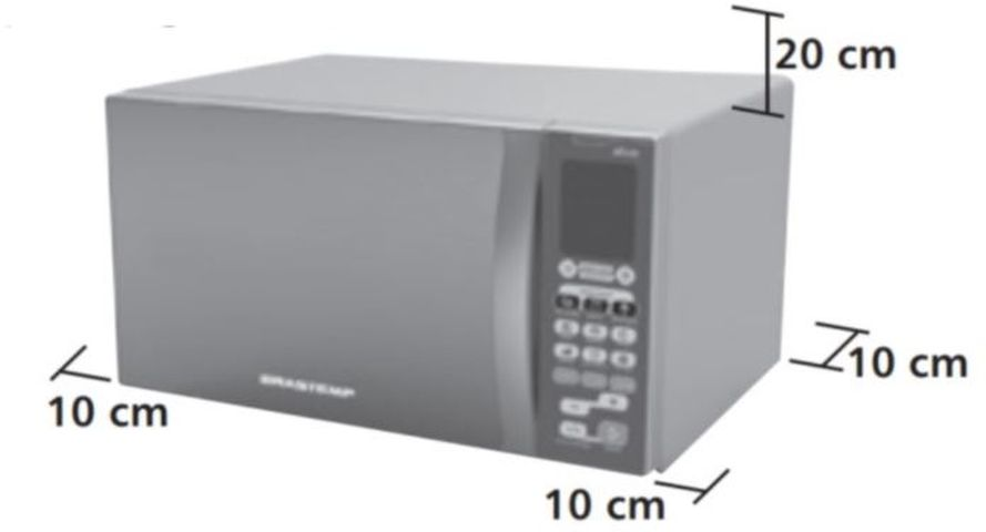 Local da Instalação do Microondas Brastemp 30 Litros com Grill - BMF45BB