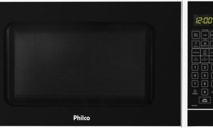 Medidas do Microondas Philco 30 litros Preto – PMS32P