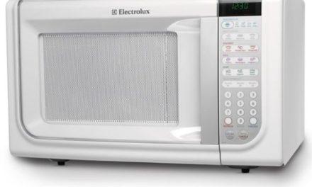 Como ajustar a potência do Microondas Electrolux 31 lts Meus Favoritos Branco MEF41