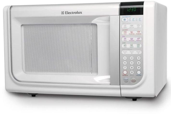 Como ajustar o relógio do Microondas Electrolux 31 litros Meus Favoritos MEF41