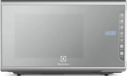 Medidas do Microondas Electrolux 31 litros painel Integrado – MI41S
