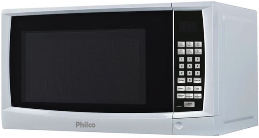 Medidas do Microondas Philco 20 litros Branco - PMS24