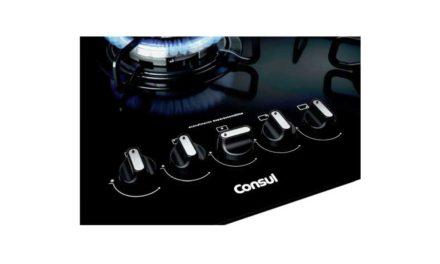 Solução de problemas do cooktop Consul 5 bocas – CDD75