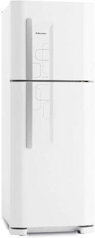 Medidas da Geladeira Electrolux 475 litros Cycle Defrost Duplex Inox- DC51
