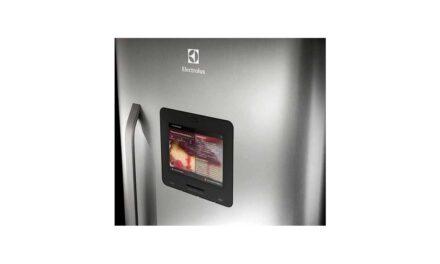 Painel de controle da geladeira Electrolux – DT52x – 2