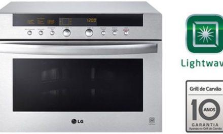 Medidas do Forno com Microondas LG 38 litros – MA3884VC