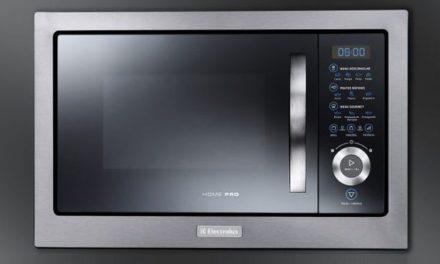 Como ajustar o relógio do Microondas Electrolux 28 litros de Embutir Home Pro – MB38X