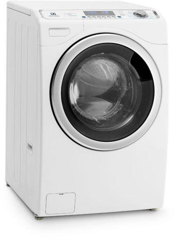 Manual de Instruções da lavadora e secadora Electrolux LSE12