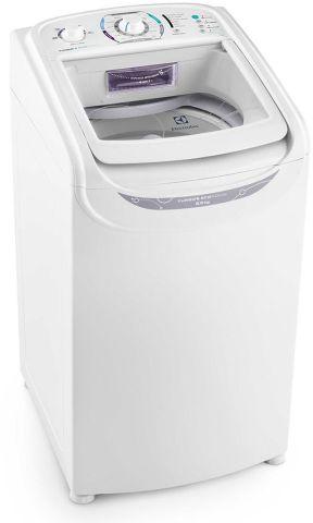 Medidas da Lavadora de roupas Electrolux 8 Kg Turbo Economia Branco - LTD09